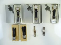 A mixed group of analogue watches by SWEDA and others all with MCDONALDS branding - two appear