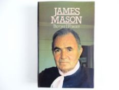 BEFORE I FORGET' by James Mason - signed and dedicated by JAMES MASON (1981)