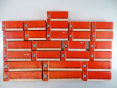 A group of European Outline goods wagons by JOUEF - G/VG in G boxes (25)