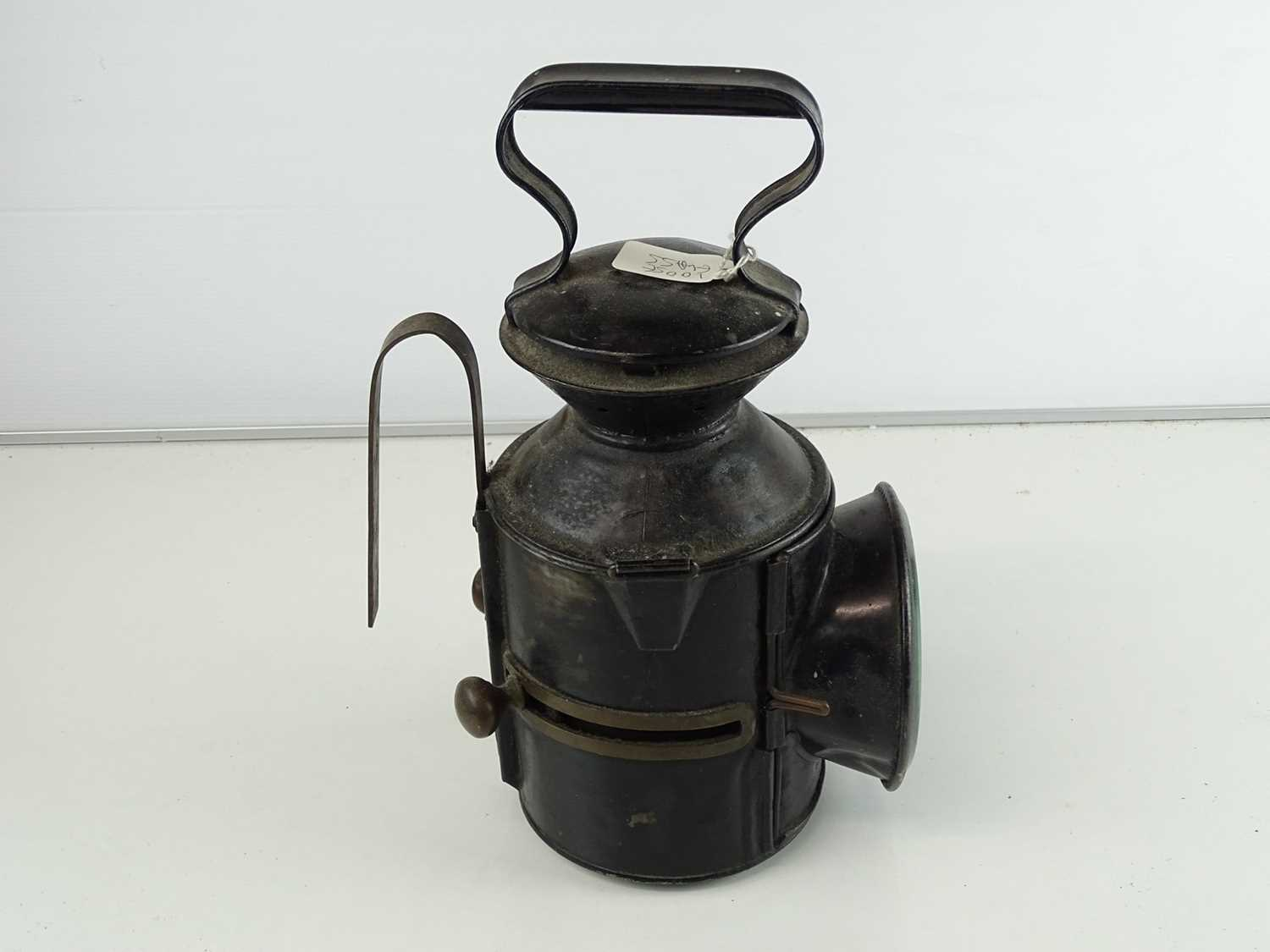 A Great Eastern Railway oil lamp - Image 4 of 4