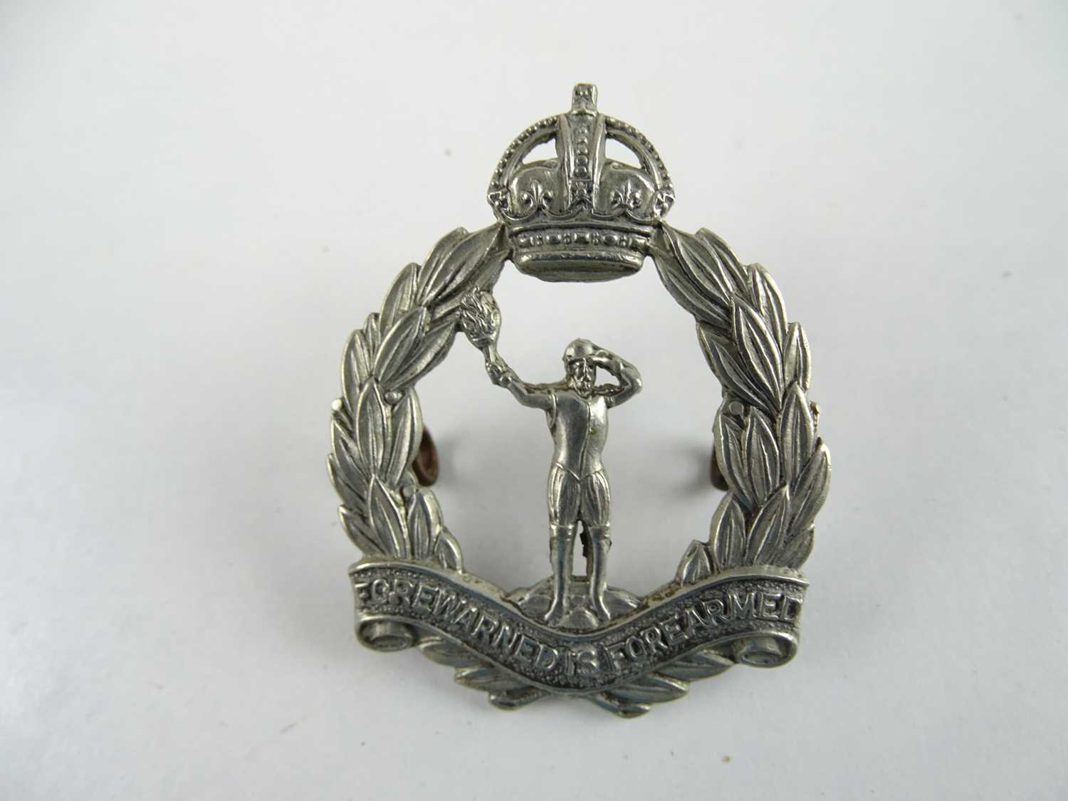 A group of military cap badges as lotted(6) - Image 3 of 6
