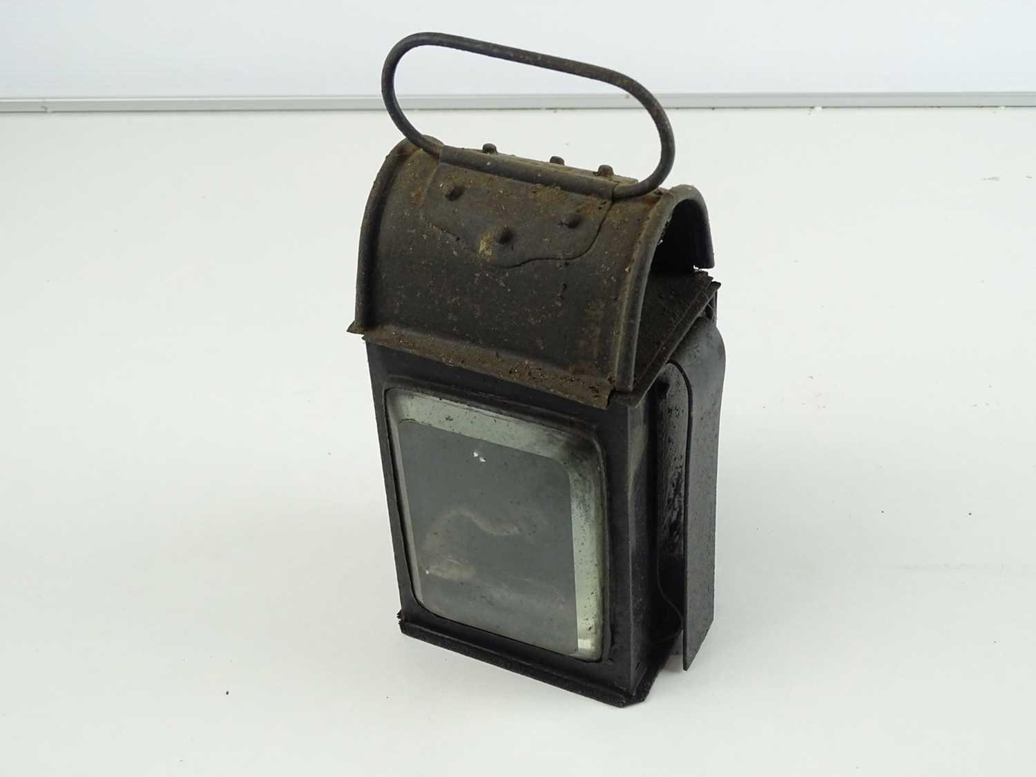 A mixed group of railway lamps (4) - Image 8 of 8