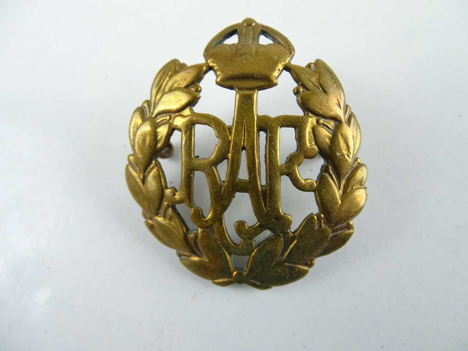 A group of military cap badges as lotted(6) - Image 5 of 6