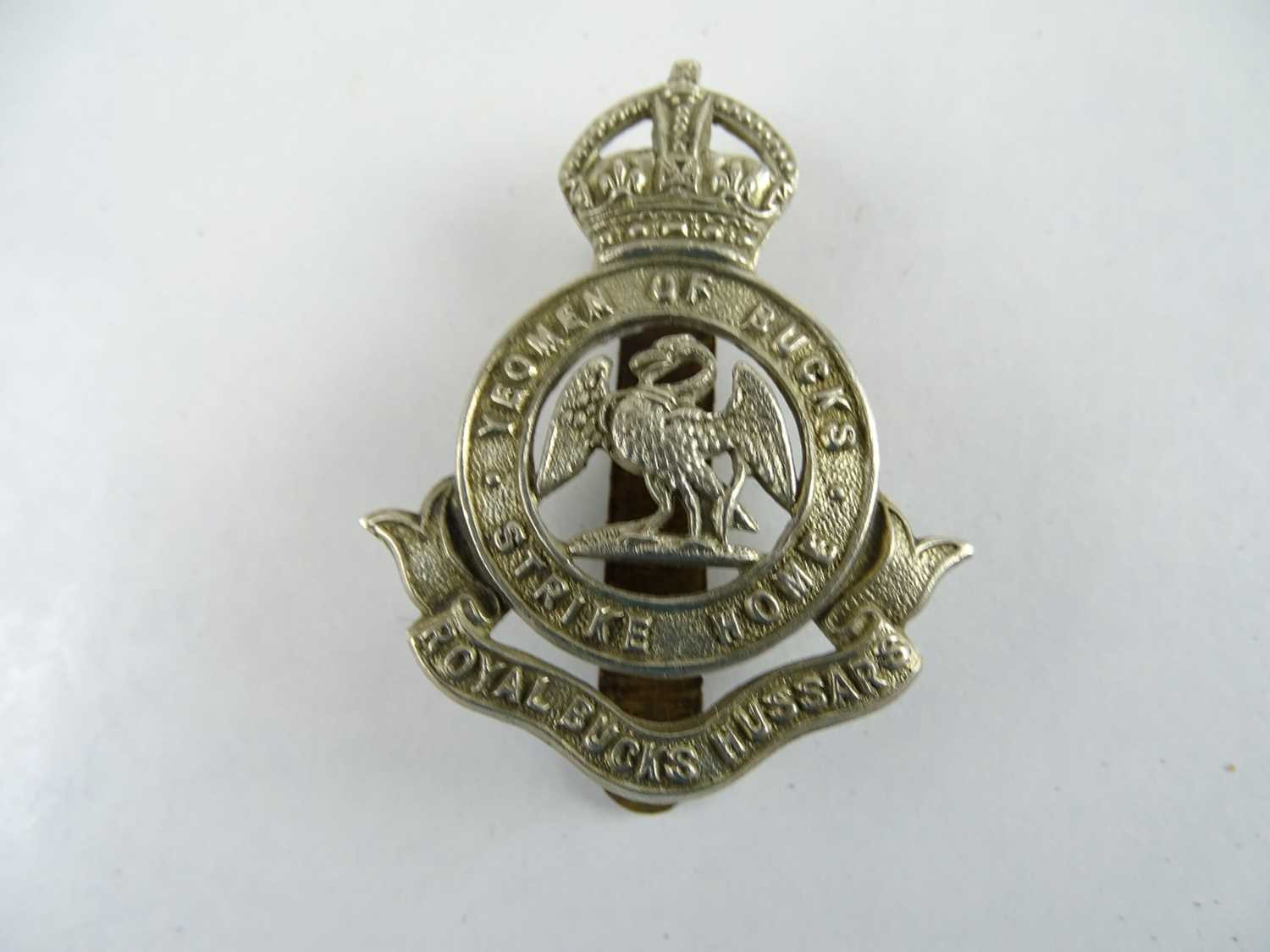 A group of military cap badges as lotted(6) - Image 6 of 6