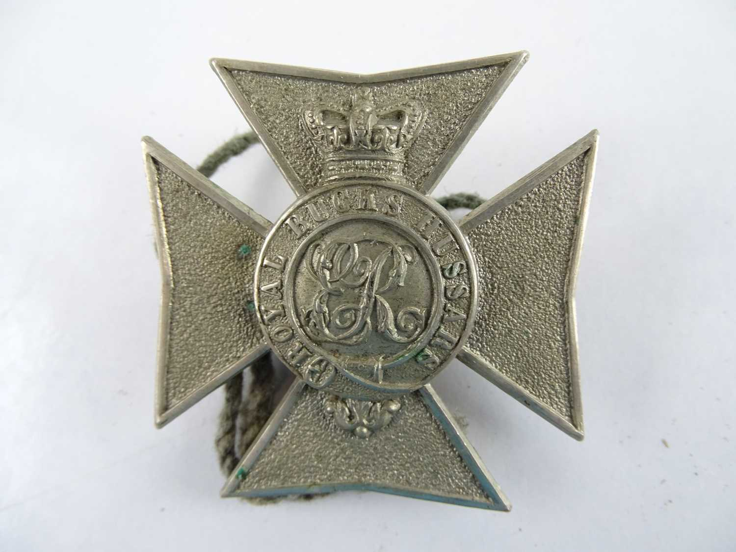 A group of military cap badges as lotted(6) - Image 4 of 6