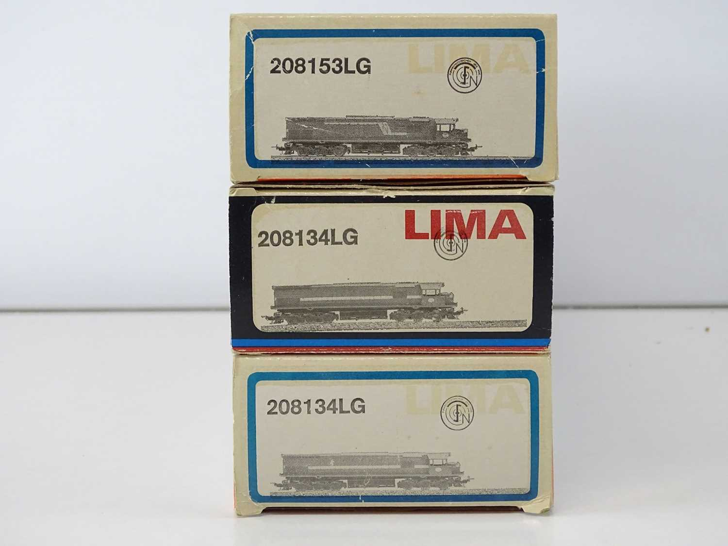 A group of LIMA HO Gauge South African Outline Class 34 diesel locomotives in various liveries - - Image 2 of 2