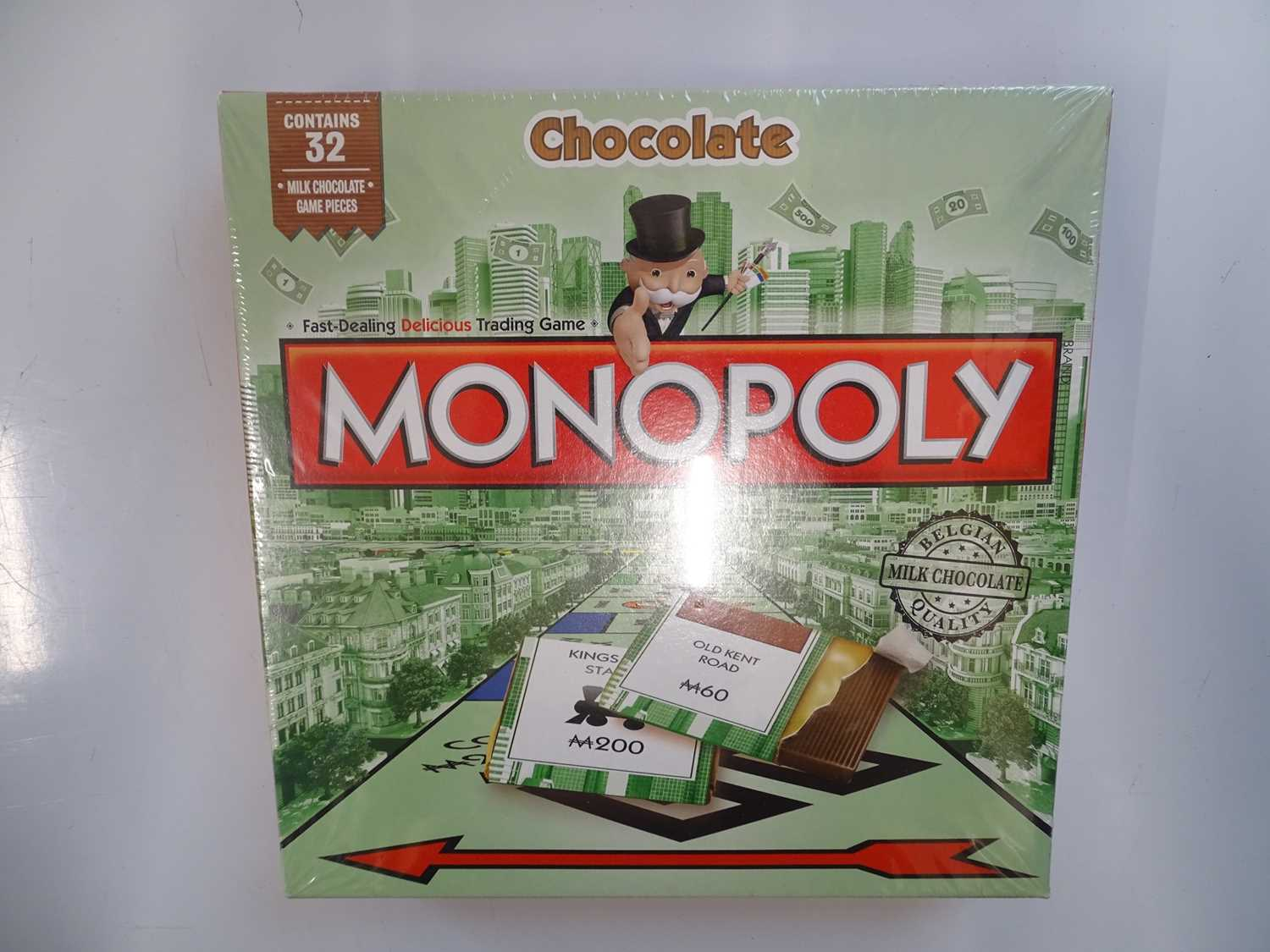 A group of Monopoly sets, all sealed as new, to include Junior and Chocolate editions (N.B. We - Image 3 of 3