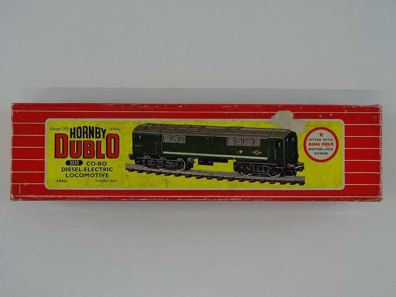 A HORNBY DUBLO 2233 2-rail OO Gauge BR Class 28 Co-Bo Diesel Electric locomotive - renumbered - Image 3 of 4