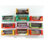 A group of diecast 1:76 scale by CORGI OOC - all Hong Kong related examples - VG in G boxes (10)