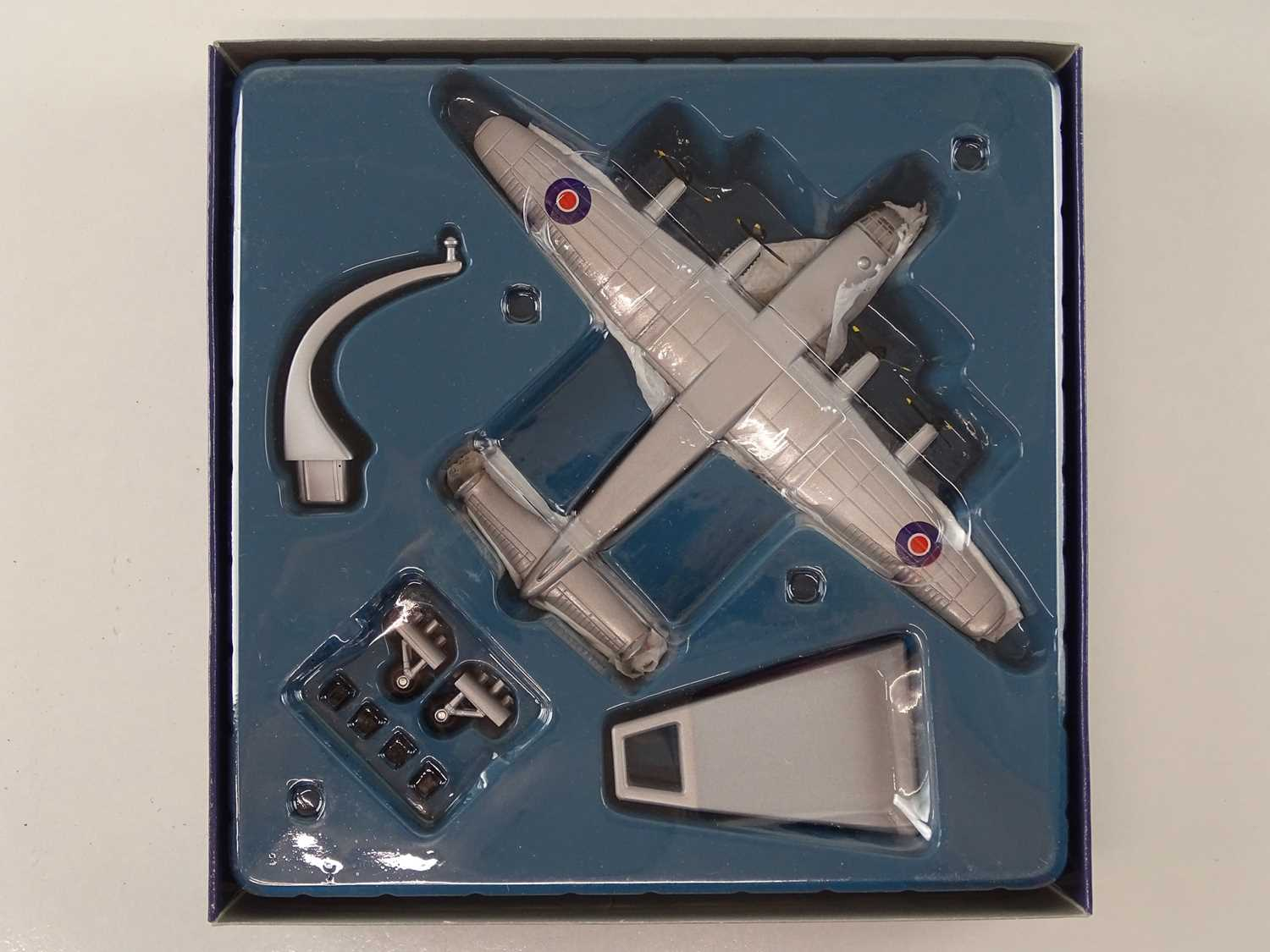 A group of CORGI AVIATION ARCHIVE 1:144 scale Military and Berlin Airlift Series propellor - Image 5 of 8