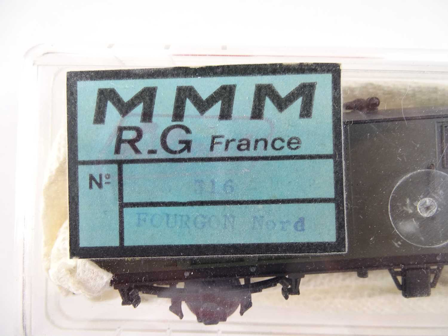 A group of French and Italian Outline HO Gauge goods wagons by RIVAROSSI, ELECTROTREN and MMM - - Image 4 of 5
