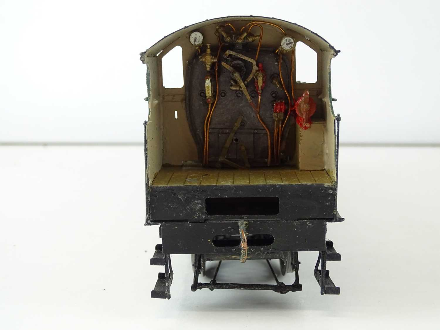 """A kitbuilt O Gauge finescale Star class steam locomotive in GWR green livery """"Princess Victoria"""" - - Image 5 of 7"""