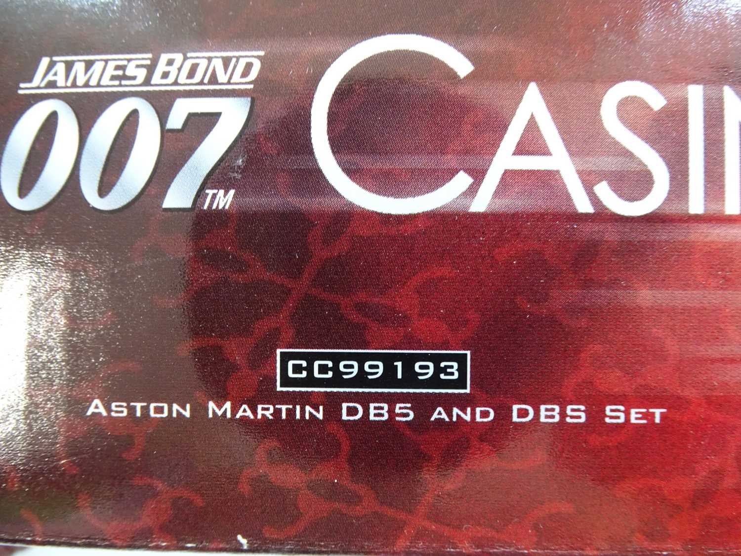 A group of CORGI James Bond Collection diecast cars and gift sets, all as new - VG/E in VG boxes ( - Image 4 of 6
