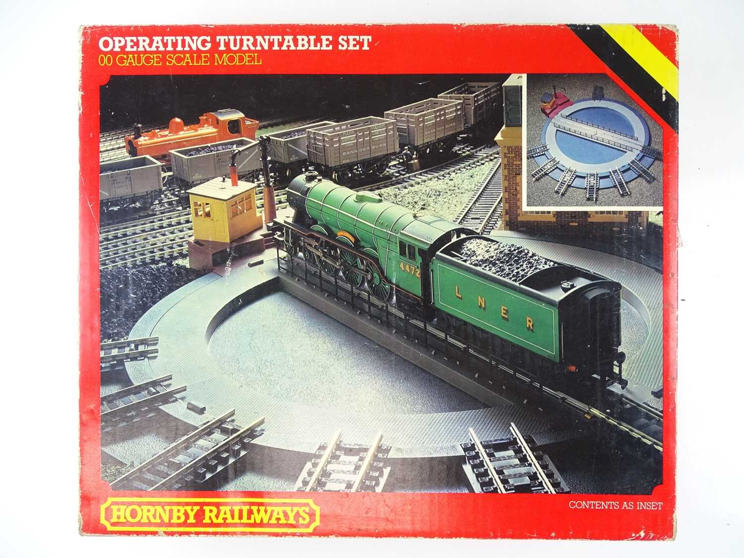 A group of TRI-ANG and HORNBY OO Gauge Operating Turntables - G/VG in F/G boxes (3) - Image 6 of 8
