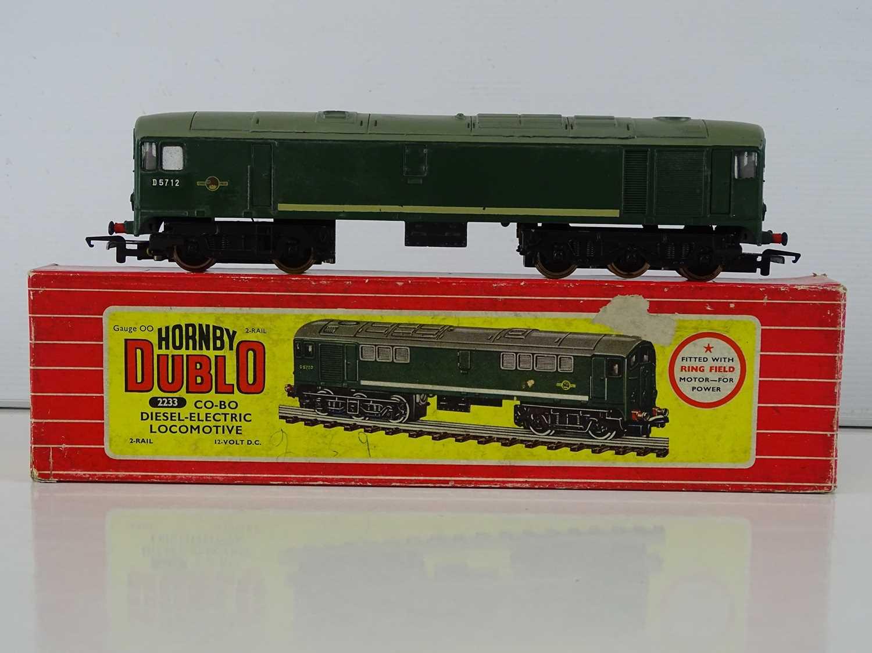A HORNBY DUBLO 2233 2-rail OO Gauge BR Class 28 Co-Bo Diesel Electric locomotive - renumbered - Image 2 of 4