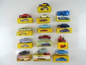 A large quantity of ATLAS DINKY cars from the French range - VG in G boxes (13)