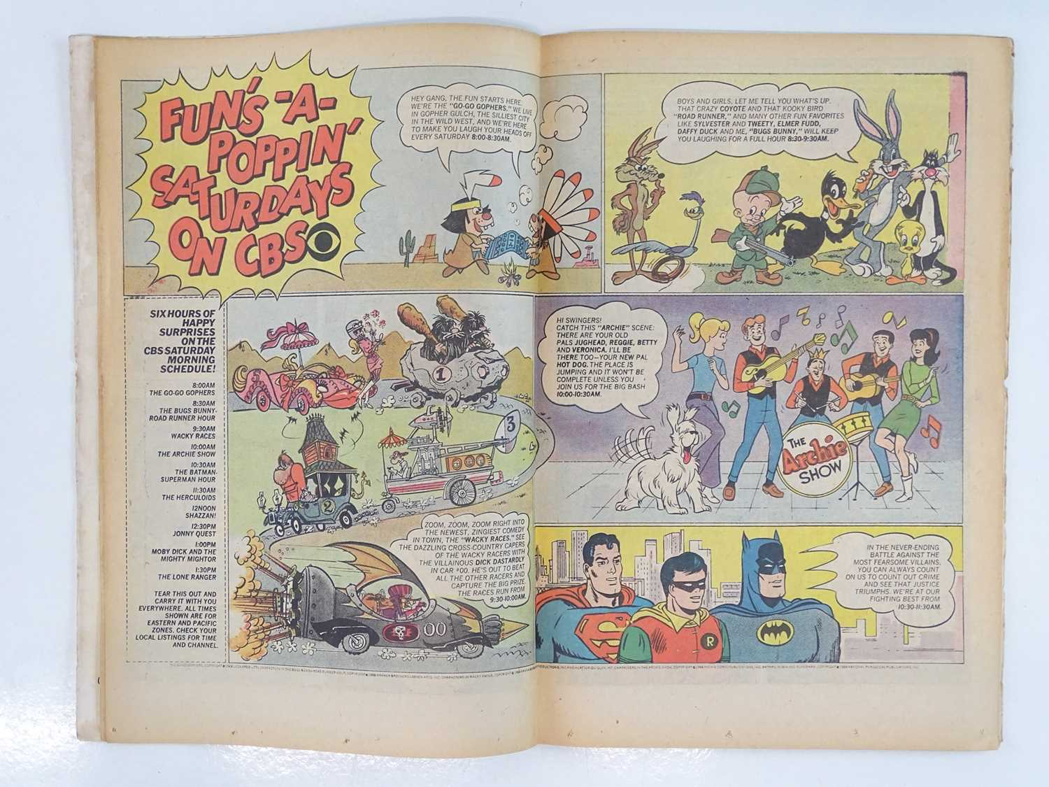 CAPTAIN ACTION #1 - (1968 - DC - UK Cover Price) - Origin and First DC comic book appearance of - Image 5 of 9