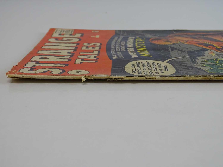 STRANGE TALES #99 - (1962 - MARVEL - UK Price Variant) First appearance Mister Morgan's Monster - - Image 8 of 9