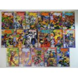 HEROES FOR HIRE #1, 2, 3, 4, 5, 6, 7, 8, 9, 10, 11, 12, 13, 14, 17, 18, 19 - (17 in Lot) - (1997/
