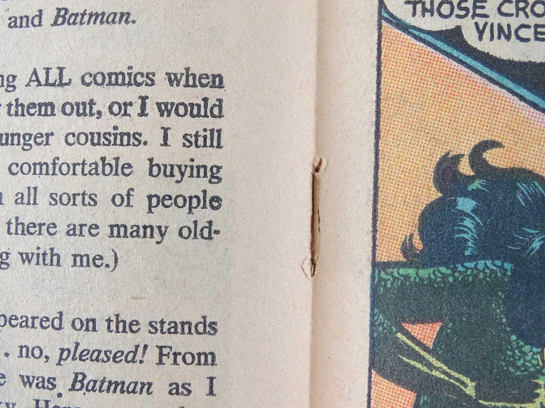 BATMAN #197 - (1967 - DC - Uk Cover Price) - Classic Batman, Batgirl, Catwoman Cover - Fourth Silver - Image 6 of 9