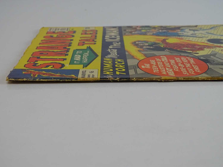 STRANGE TALES: HUMAN TORCH & DR. STRANGE#120 - (1964 - MARVEL - UK Price Variant) Includes First - Image 8 of 9