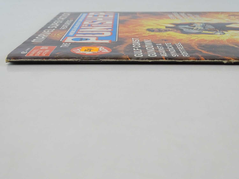 MARVEL SUPER ACTION: PUNISHER #1 - (1976 - MARVEL - UK Cover Price) - Early Punisher appearance + - Image 8 of 9