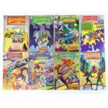ADVENTURE COMICS: SUPERBOY & THE LEGION OF SUPER-HEROES #348, 361, 366, 367, 371, 372, 373, 374 - (8