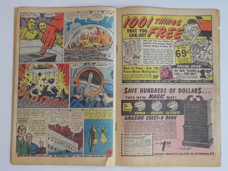 STRANGE TALES #99 - (1962 - MARVEL - UK Price Variant) First appearance Mister Morgan's Monster - - Image 5 of 9