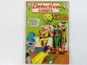 DETECTIVE COMICS: BATMAN #318 - (1963 - DC - UK Cover Price) - Second appearance of Cat-Man +
