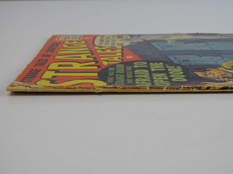 STRANGE TALES #65 - (1958 - MARVEL) Joe Maneely cover with John Severin, John Forte, Bernard - Image 8 of 9