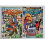 AMAZING SPIDER-MAN #161 & 162 - (2 in Lot) - (1976 - MARVEL) - Includes First appearance Jigsaw &