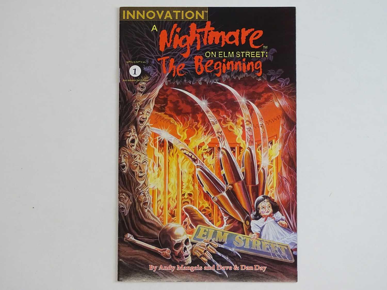 NIGHTMARE ON ELM STREET: THE BEGINNING #1 - (1992 - INNOVATION) - First Printing RARE - Freddy