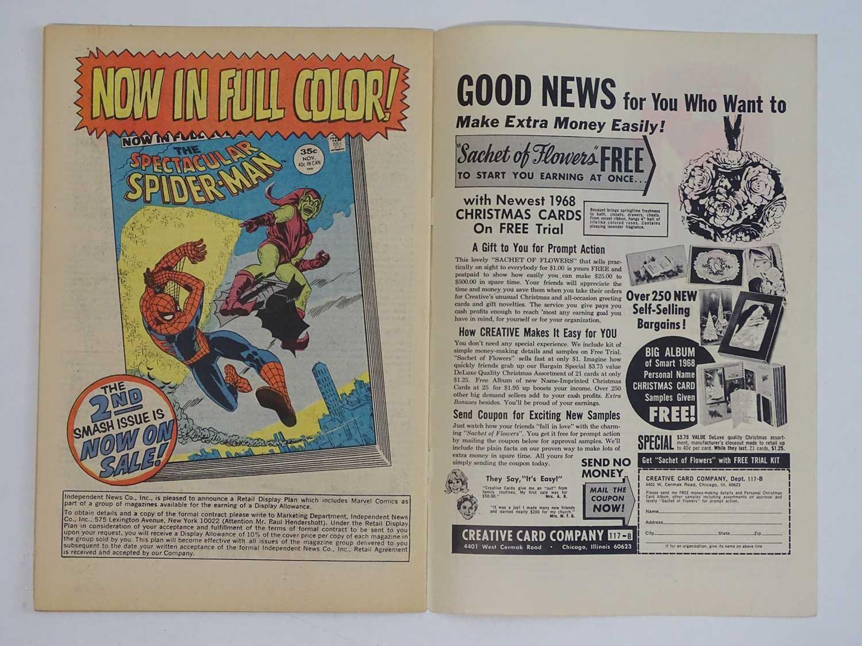 AMAZING SPIDER-MAN #66 (1968 - MARVEL) - Spider-Man battles Mysterio. + Green Goblin cameo - John - Image 4 of 9