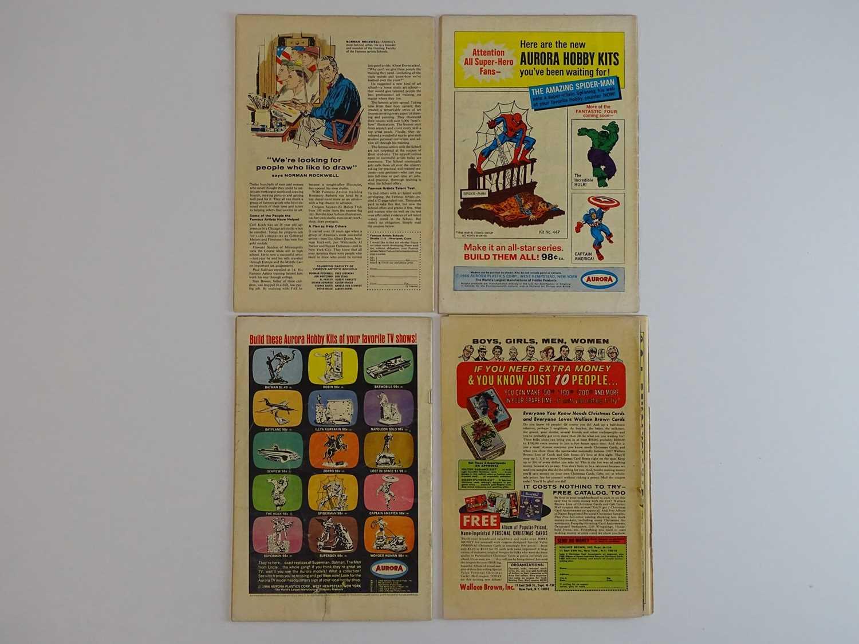STRANGE TALES: DR. STRANGE & NICK FURY, AGENT OF SHIELD #150, 154, 155, 160 - (4 in Lot) - (1966/ - Image 2 of 2