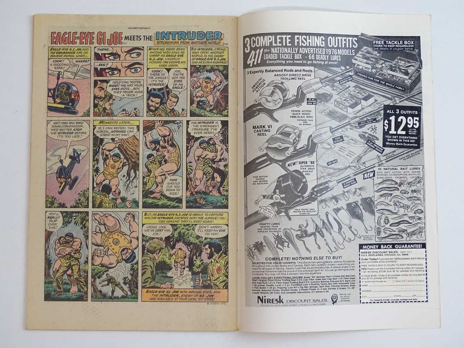 ETERNALS #1 - (1976 - MARVEL) - HOT Key book + Origin and First appearances of the Eternals (Ikaris, - Image 4 of 9