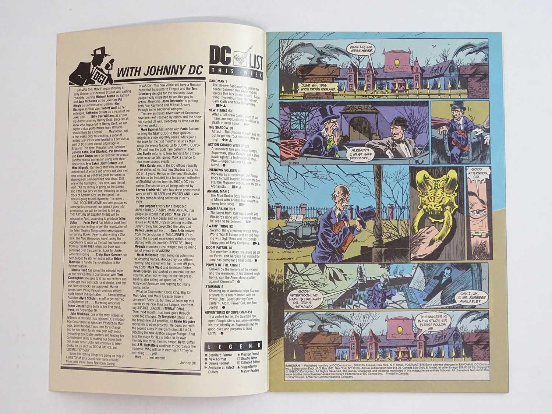 SANDMAN: MASTER OF DREAMS #1 - (1989 - DC) - KEY Modern Book - Pre-Vertigo - First appearance of - Image 3 of 9