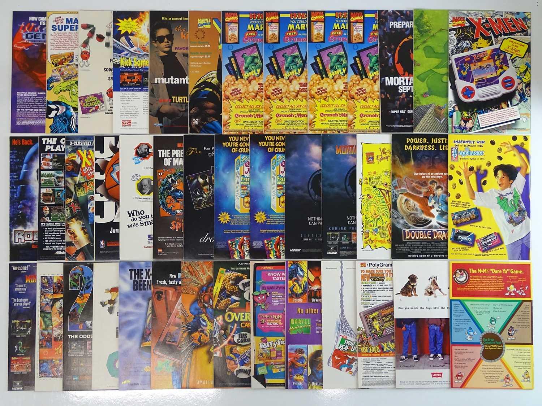 X-MEN: ADVENTURES LOT - (41 in Lot) - (MARVEL) - Includes X-MEN: ADVENTURES (1992/94) #1, 2, 3, 4, - Image 2 of 2