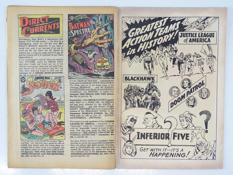 BATMAN #197 - (1967 - DC - Uk Cover Price) - Classic Batman, Batgirl, Catwoman Cover - Fourth Silver - Image 4 of 9
