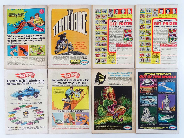 ADVENTURE COMICS: SUPERBOY & THE LEGION OF SUPER-HEROES #348, 361, 366, 367, 371, 372, 373, 374 - (8 - Image 2 of 2