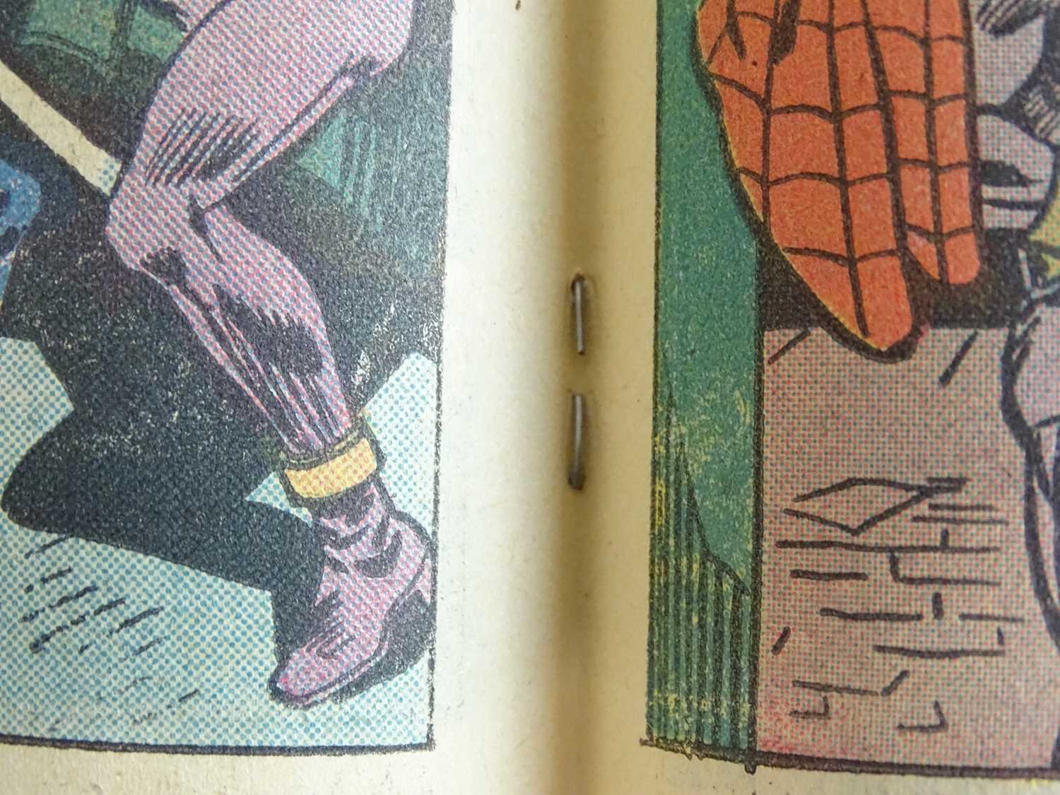 AMAZING SPIDER-MAN #162 - (1976 - MARVEL) - First full appearance of Jigsaw and Dr. Maria - Image 7 of 9