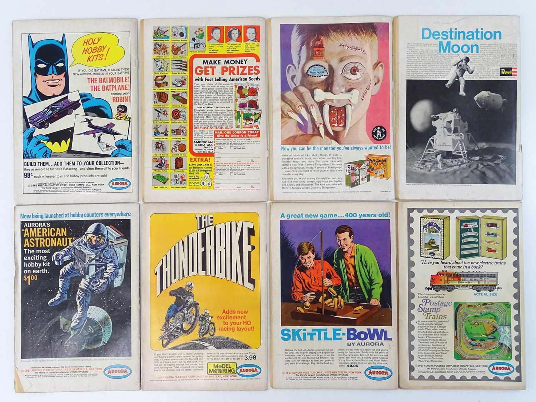 SUPERMAN'S PAL: JIMMY OLSEN #97, 100, 102, 103, 105, 106, 107, 108 - (8 in Lot) - (1966/68 - DC - UK - Image 2 of 2