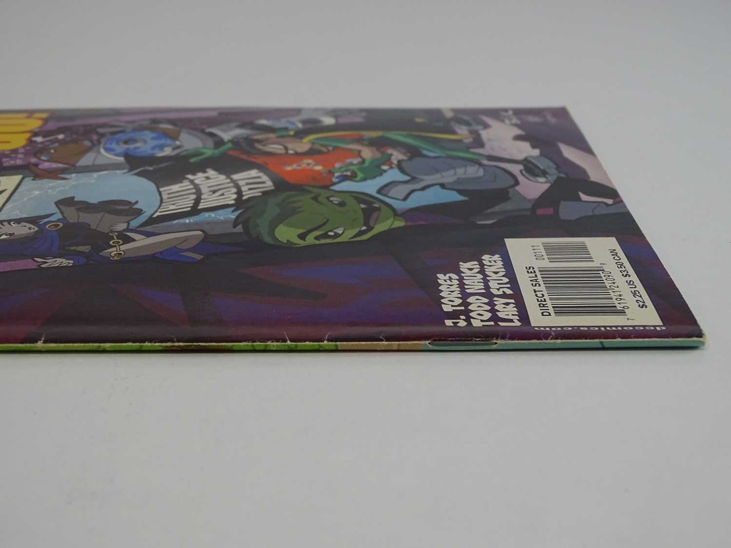 TEEN TITANS GO #1 - (2004 - DC) - First Printing - RARE - Comic book series based on the hit - Image 9 of 9