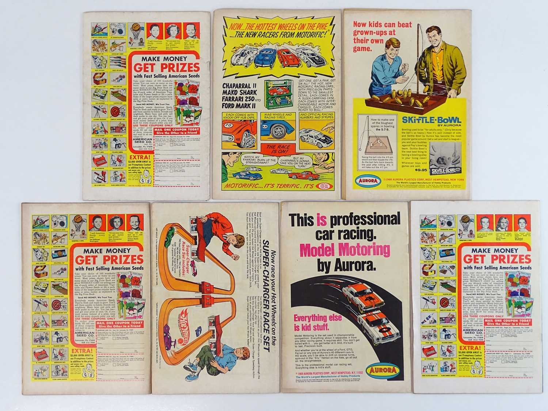 GREEN LANTERN #60, 61, 66, 67, 71, 73, 75 - (7 in Lot) - (1968/70 - DC - UK Cover Price) - - Image 2 of 2