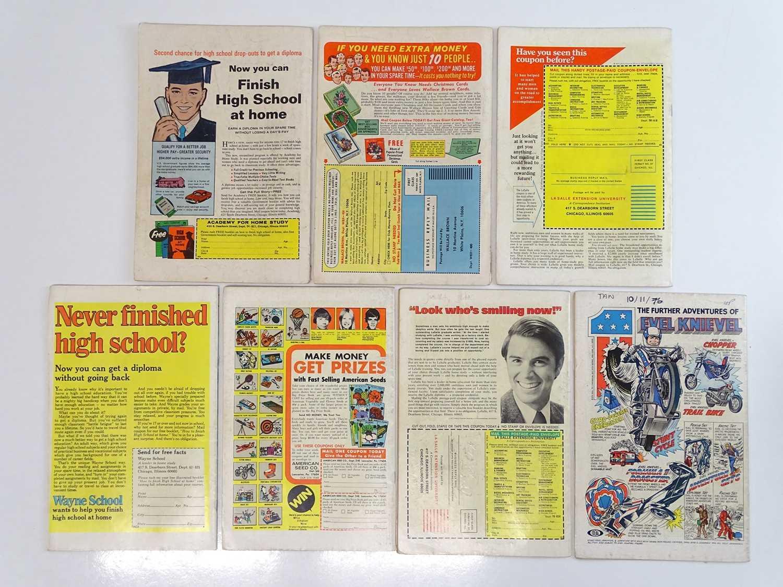 KA-ZAR #1, 2, 6, 8, 9, 13, 14 - (7 in Lot) - (1970/76 - MARVEL - UK Cover Price & UK Price - Image 2 of 2