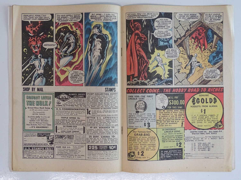 SILVER SURFER #16 - (1970 - MARVEL - UK Price Variant) - Mephisto, Nick Fury, Dum-Dum Dugan - Image 5 of 9