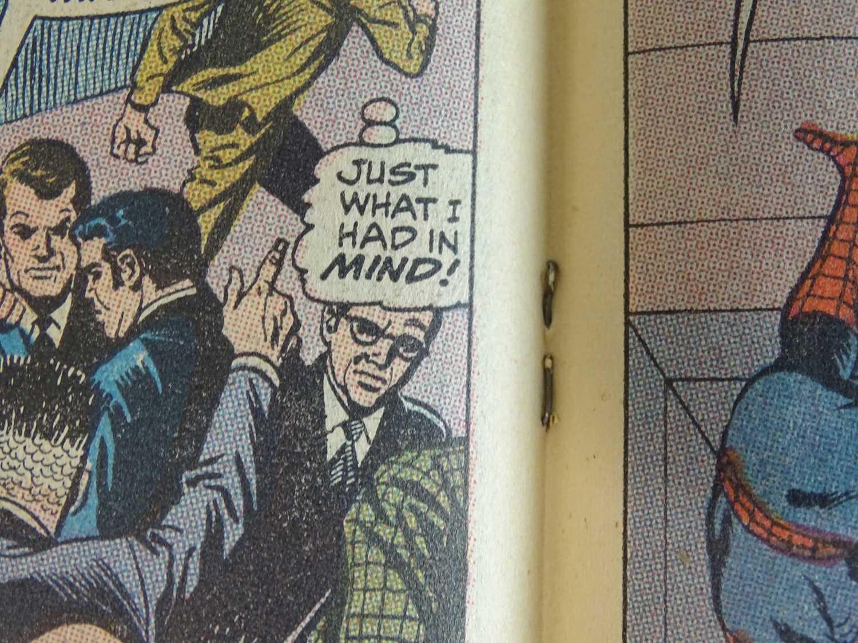 AMAZING SPIDER-MAN # 80 (1970 - MARVEL) - Chameleon appearance - John Romita Sr. cover with John - Image 6 of 9