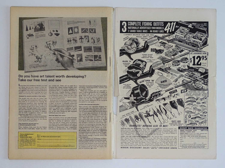 SILVER SURFER #7 - (1969 - MARVEL - UK Cover Price) Early appearance of Marvel's Frankenstein - Image 6 of 8