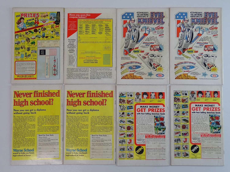 DAREDEVIL #113, 116, 117, 118, 119, 120, 121, 122 - (8 in Lot) - (1974/75 - MARVEL - UK Price - Image 2 of 2