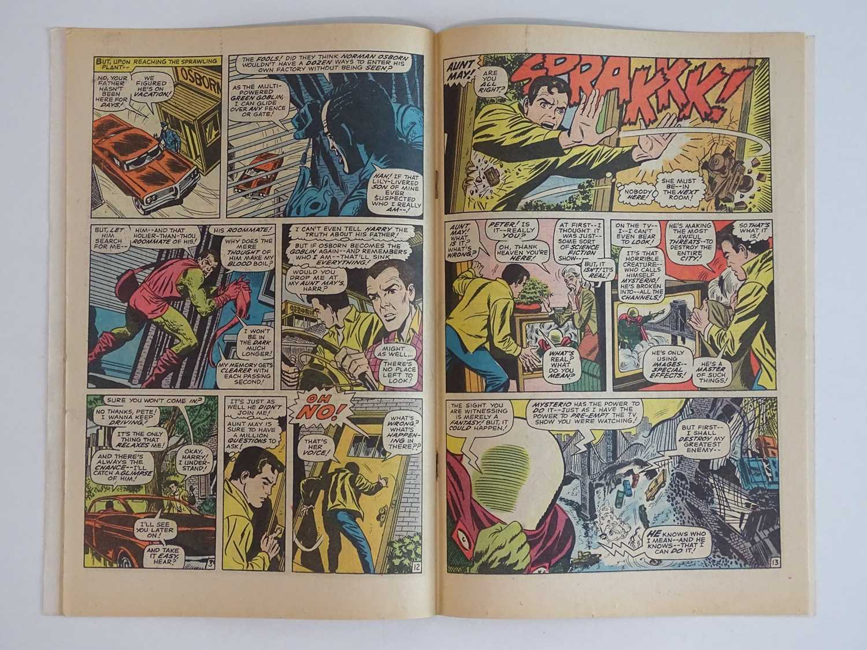AMAZING SPIDER-MAN # 66 (1968 - MARVEL) - Spider-Man battles Mysterio. + Green Goblin cameo - John - Image 5 of 9