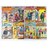 SUPERMAN'S GIRLFRIEND: LOIS LANE #68, 83, 89, 91, 92, 94, 95, 96 - (8 in Lot) - (1966/69 - DC - UK